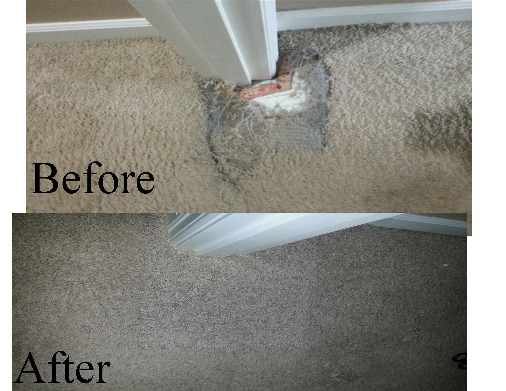 ... our carpet repair specialists use the latest technology and method to stretch re seam your give ...